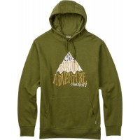 Burton adventure co recycled pullover hoodie Burton Adventure Co Recycled Pullover Hoodie