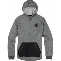 Burton caption pullover hoodie Burton Adventure Co Recycled Pullover Hoodie