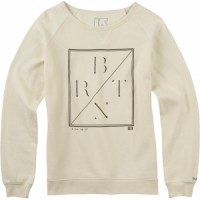 Burton-lurch-crew-sweatshirt Female Burton Fox Trot Sweatshirt
