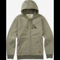 Burton-passing-through-full-zip-hoodie Burton Maxwell Full-zip Hoodie
