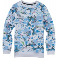 Burton-quartz-crew-sweatshirt Female Burton Fox Trot Sweatshirt