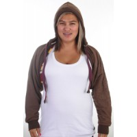 Burton-thesis-shrug Female Burton Super Fresh Sweater