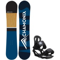 Chamonix haute snowboard with head nx one bindings Bataleon Disaster Snowboard With Disaster Bindings Large