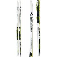 Fischer sc combi xc skis Alpina Tempest Cross Country Skis