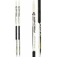 Fischer sc skate xc skis Alpina Tempest Cross Country Skis