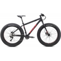 Fuji-wendigo-fat-bike Wolftrax Alloy 2.0 With Shimano Deore Fat Bike With Bluto Fork