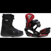 Head scout pro boots with sapient wisdom bindings Head Scout Pro Boots With Sapient Stash Bindings
