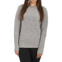 Holden-crew-neck-sweater-light-grey Female Burton Super Fresh Sweater