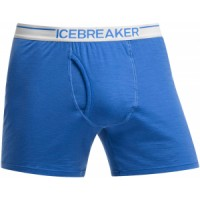 Icebreaker anatomica relaxed boxers with fly baselayer Icebreaker Anatomica Relaxed Boxers With Fly Baselayer