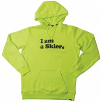 Line i am a skier pullover hoodie Lib Tech Co lib Pullover Hoodie