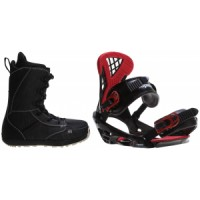 M3 agent 4 boots with sapient wisdom bindings Head Scout Pro Boots With Sapient Stash Bindings