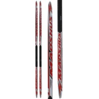 Madshus nanosonic carbon skate hard packed xc skis Madshus Nanosonic Carbon Classic Plus Xc Skis