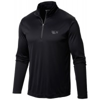 Mountain hardwear wicked long sleeve zip baselayer top Mammut Yadkin Ml Half Zip Pull Baselayer Top