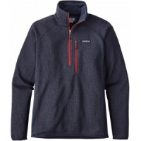 Patagonia-performance-better-sweater-1-4-zip-fleece Patagonia Cotton Quilt Snap-t Pullover Fleece
