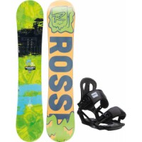 Rossignol-trickstick-amptek-snowboard-with-head-nx-one-bindings Rossignol Retox Amptek Snowboard With Rome United Bindings