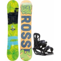 Rossignol-trickstick-amptek-snowboard-with-rome-united-bindings Rossignol Retox Amptek Snowboard With Rome United Bindings