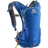 Salomon agile 7 set hydration pack Quiksilver Julien David Oxydized Pro Light Backpack