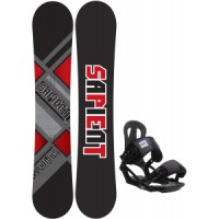 Sapient future snowboard with head nx one bindings Sapient Alive Wide Snowboard With Sapient Wisdom Bindings