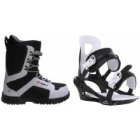 Sapient guide boots with chamonix savoy bindings Head Scout Pro Boots With Sapient Stash Bindings