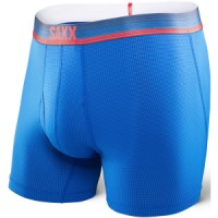 Saxx quest 2 modern fit open fly boxers Saxx Pro Elite Long John Fly Base Layer Suit