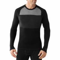 Smartwool-nts-mid-250-color-block-crew-baselayer-top Ride Denny Baselayer Top