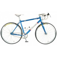 Tour de france stage one vintage blue bike Schwinn Sierra 2 Bike